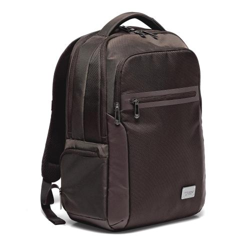 MOCHILA  PORTA TABLET  DARK BROWN