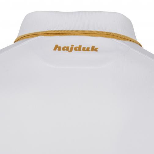 Macron Shirt Home Hajduk Spalato   17/18 WHITE Tifoshop