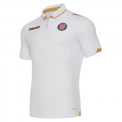 Macron Shirt Home Hajduk Spalato   17/18 WHITE
