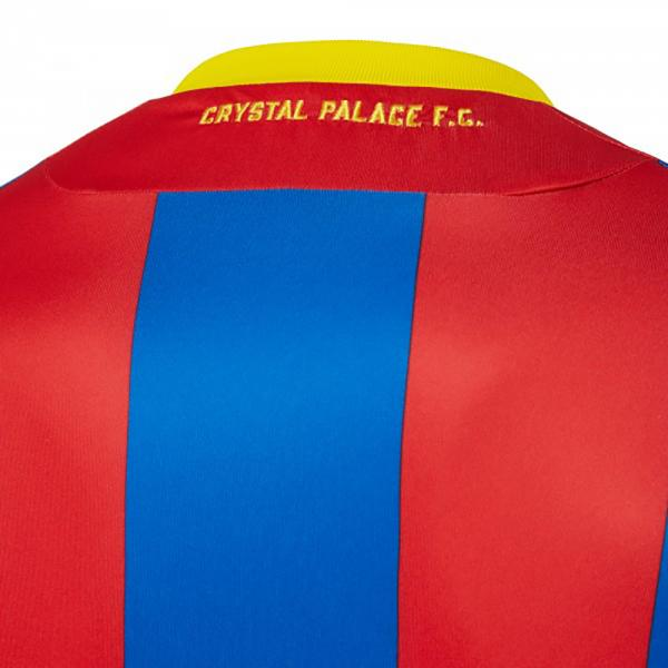 Macron Jersey Home Crystal Palace Fc   17/18 Red/Blue Tifoshop