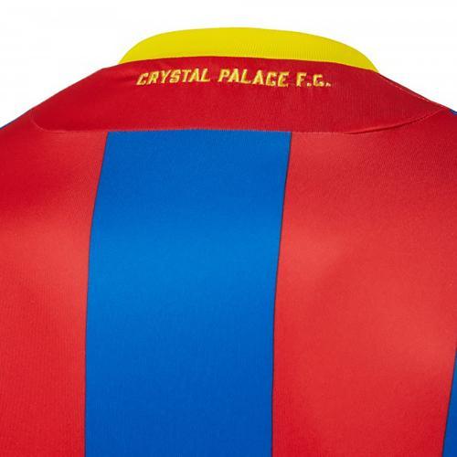 Macron Maillot De Match Home Crystal Palace Fc   17/18