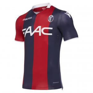 Macron Shirt Home Bologna   17/18