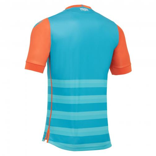 Macron Maillot De Match Home Miami   17/18 Light blue Tifoshop