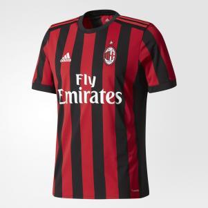 Adidas Maglia Gara Home Milan   17/18