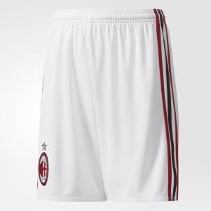 Adidas Pantaloncini Gara Home Milan Junior  17/18