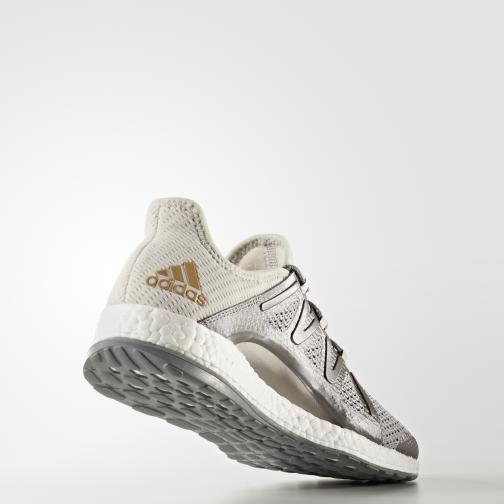 Adidas Shoes Pureboost Xpose  Woman GREY ONE F17/GREY THREE F17/TACTILE GOLD MET. F17 Tifoshop