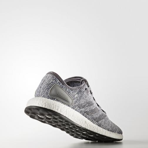 Adidas Shoes Pureboost GREY/DGH SOLID GREY/CLEAR GREY S12 Tifoshop
