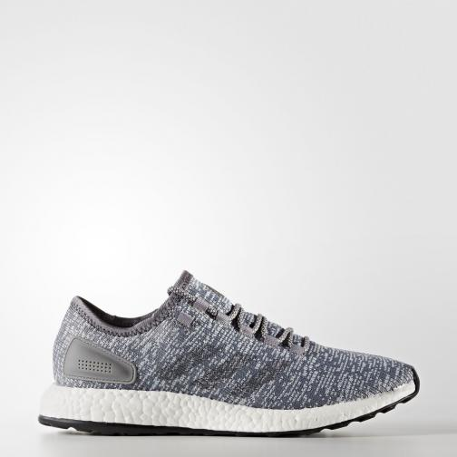 Adidas Shoes Pureboost GREY/DGH SOLID GREY/CLEAR GREY S12