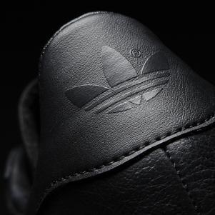 7186c8cb8bb0fe Adidas Originals Shoes Gazelle Core Black core Black gold Met ...