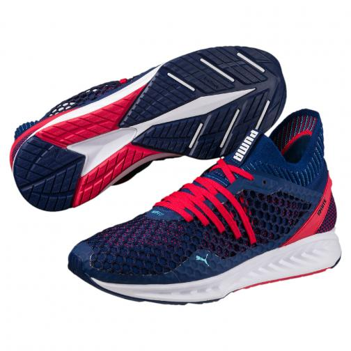 Puma Chaussures Ignite Netfit Blue Tifoshop