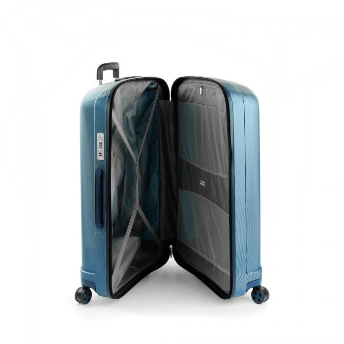 Trolley Grand L  SKY BLUE Roncato