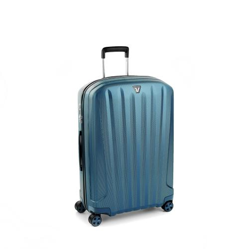 MEDIUM LUGGAGE  SKY BLUE