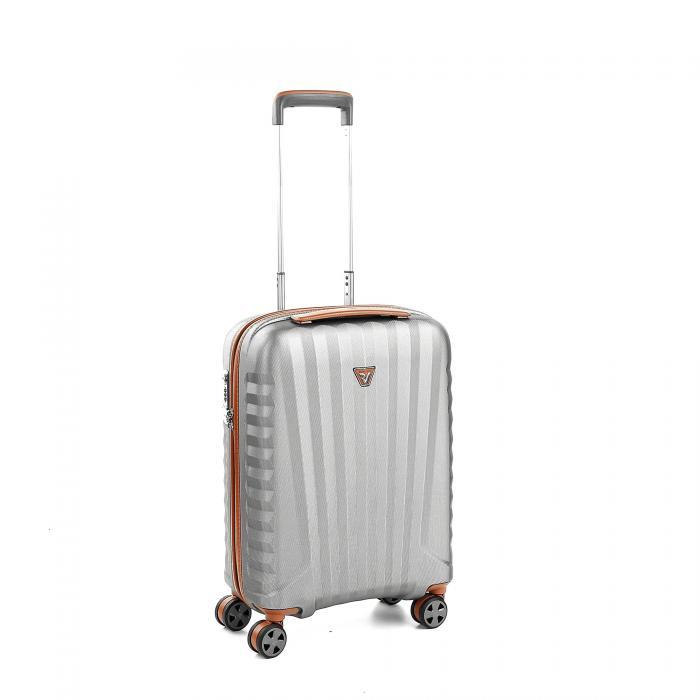 Cabin Luggage  TITANIUM/COGNAC