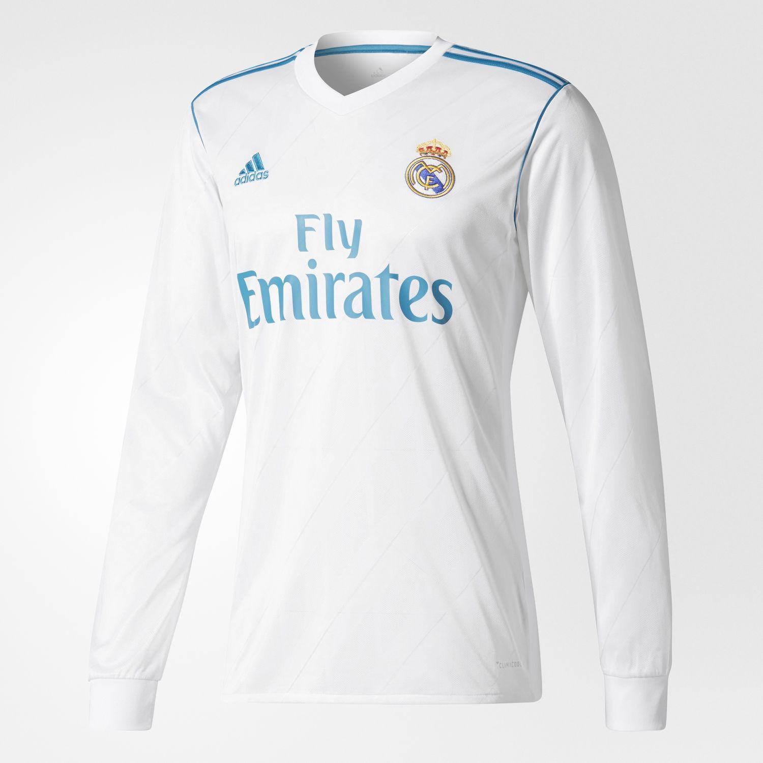 Adidas Shirt Home Real Madrid   17/18