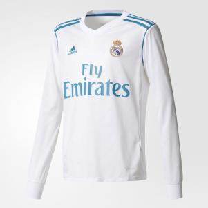 Real Madrid Home JSY L/S_Junior