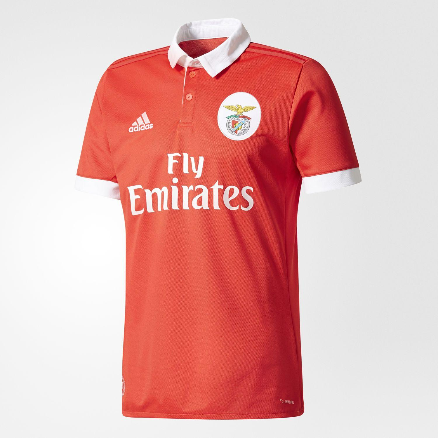 Adidas Shirt Home Benfica   17/18