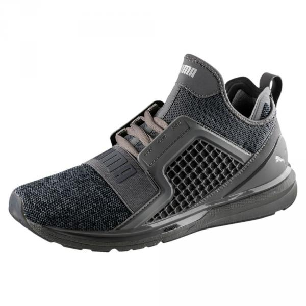 Puma Chaussures Ignite Limitless Knit QUIET SHADE-PUMA SILVER