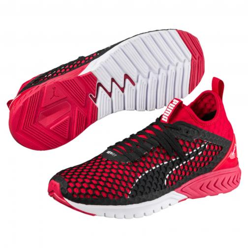 Puma Shoes Ignite Dual Netfit TOREADOR-PUMA BLACK Tifoshop