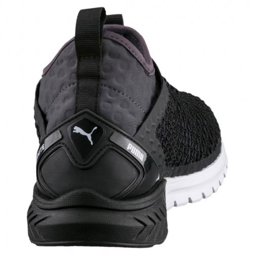 Puma Shoes Ignite Dual Netfit PUMA BLACK-QUIET SHADE Tifoshop