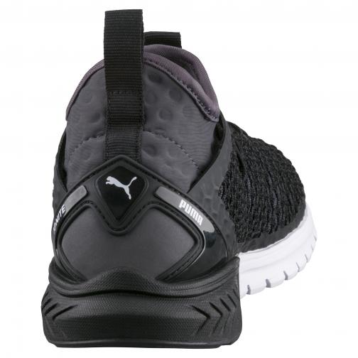 Puma Shoes Women  Ignite Dual Netfit  Woman PUMA BLACK-PERISCOPE Tifoshop