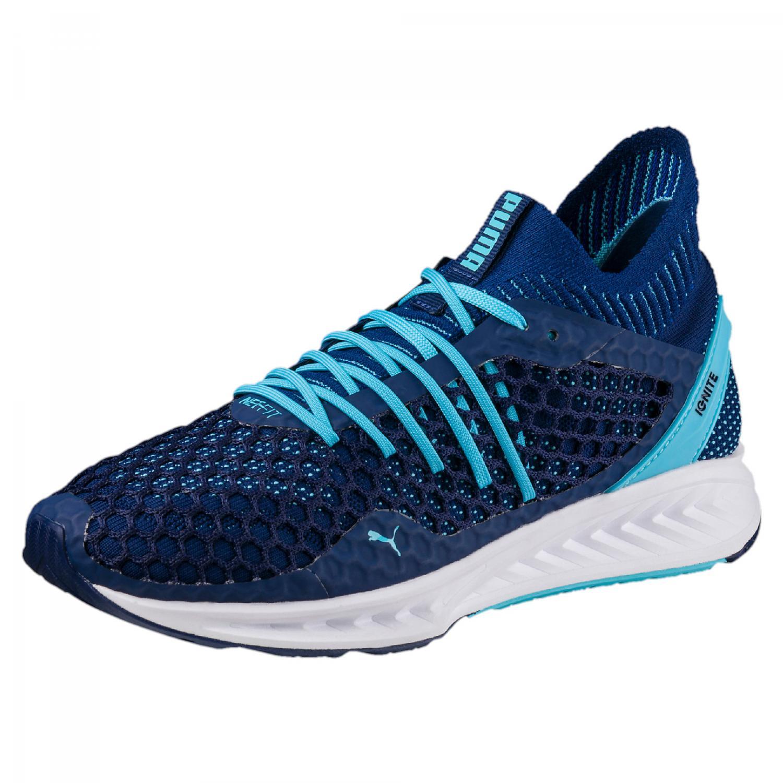 Puma Shoes Women Ignite Netfit Woman Blue Depths-nrgy Turquoise 0b82ad7a9