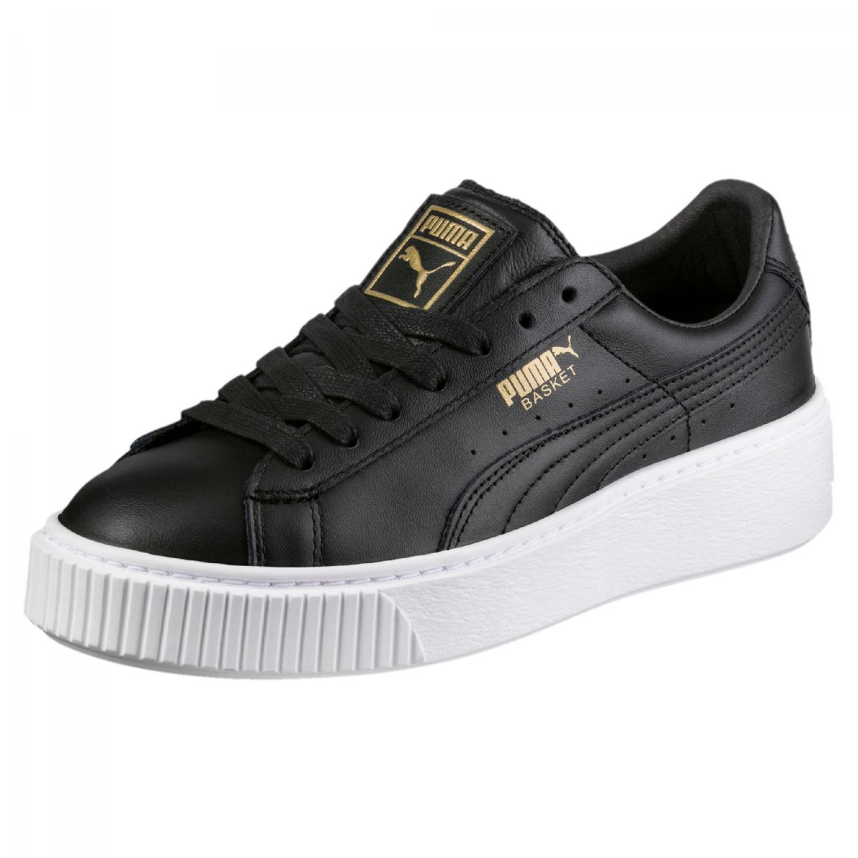 scarpe puma nera donna