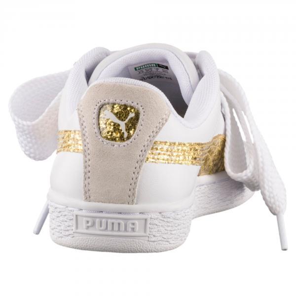 Basket Donna Puma Heart Scarpe Glitter bEHeD2W9IY