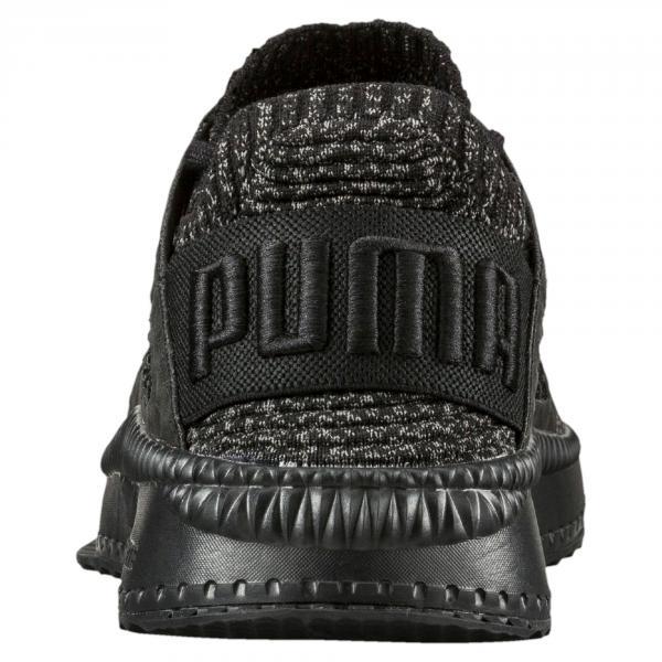 Puma Schuhe Puma Tsugi Netfit Evoknit  Unisexmode PUMA BLACK-STEEL GRAY Tifoshop