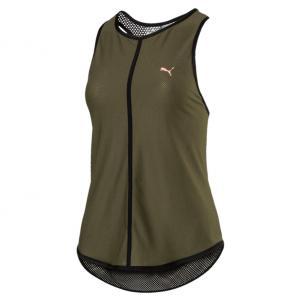 Puma Unterhemd Explosive Mesh Tank  Damenmode
