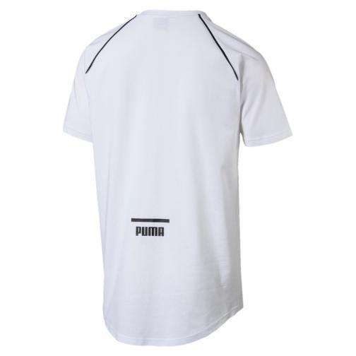 Puma T-shirt Evo Core Tee PUMA WHITE Tifoshop