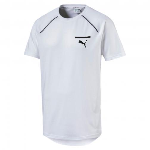 Puma T-shirt Evo Core Tee Bianco