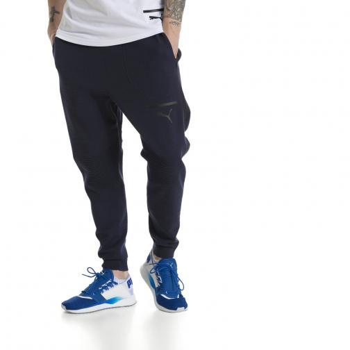 Puma Pantalone Evoknit Move Pants Blu