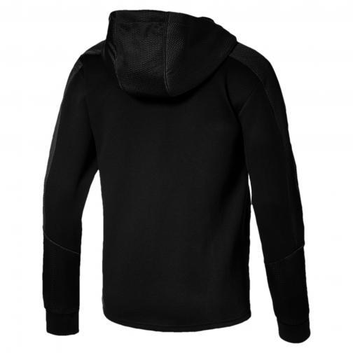 Puma Sweatshirt Ub Fz Hoody COTTON BLACK Tifoshop