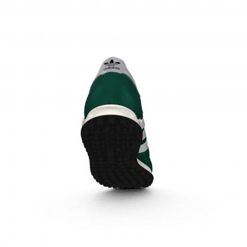 Adidas Originals Schuhe La Trainer Og COLLEGIATE GREEN/MATTE SILVER/CORE BLACK Tifoshop