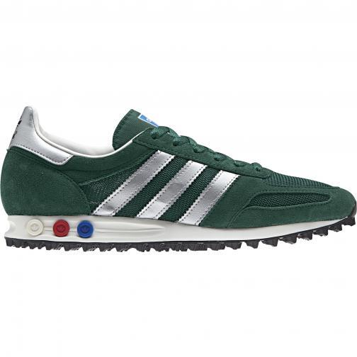 Adidas Originals Schuhe La Trainer Og COLLEGIATE GREEN/MATTE SILVER/CORE BLACK