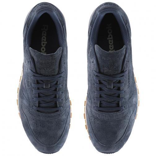 Reebok Scarpe Cl Leather Sg BLU Tifoshop