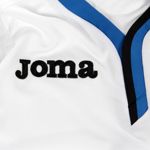 Joma Shirt Away Atalanta   17/18 White Tifoshop