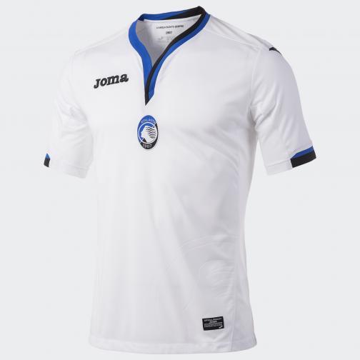 Joma Shirt Away Atalanta   17/18 White
