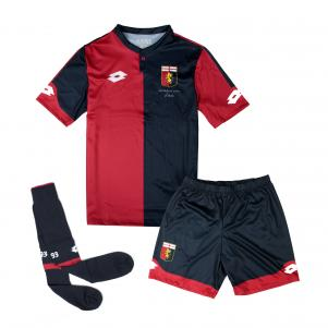Lotto Game Kit Home Genoa Junior  17/18
