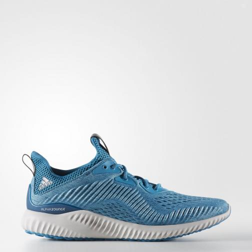 Adidas Schuhe Alphabounce Em blue/Mystery Petrol /Grey Two /Petrol Night