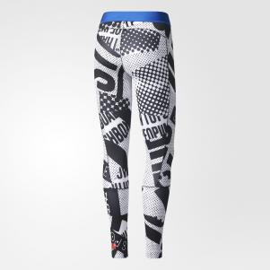 Adidas Stella Sport Hose Franchise Tight  Damenmode