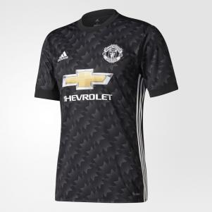 Adidas Maglia Gara Away Manchester United   17/18