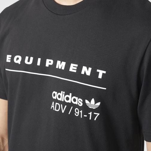 Adidas Originals T-shirt Pdx Classic NERO/BIANCO Tifoshop