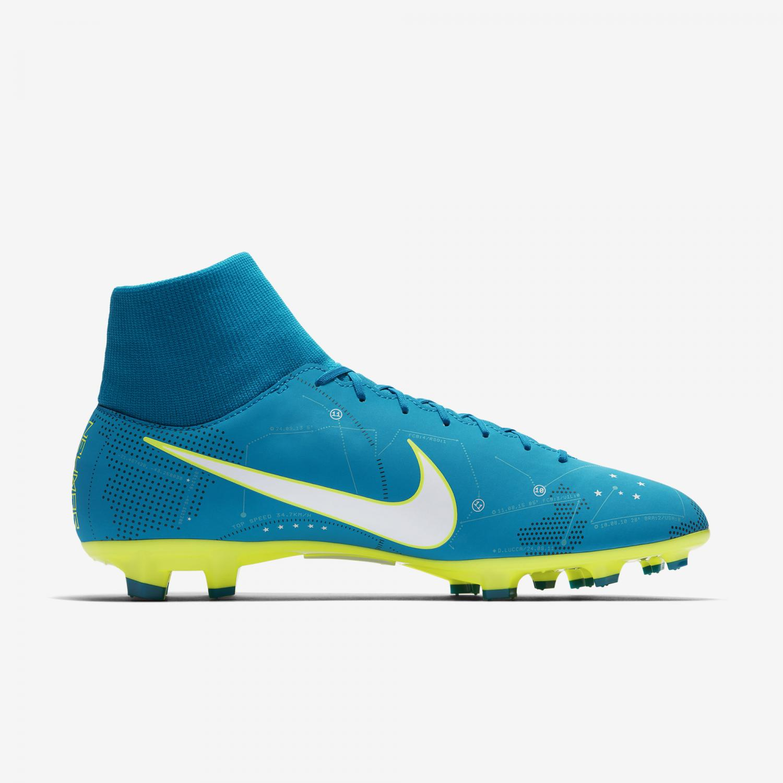 brand new 49367 f4da2 Nike Football Shoes MERCURIAL VICTORY VI DF NJR FG Neymar Jr