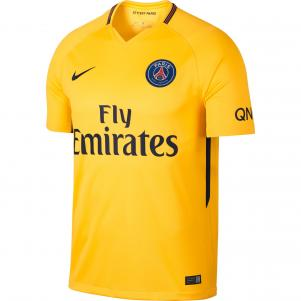 Men's Nike Breathe Paris Saint-Germain Stadium Jersey