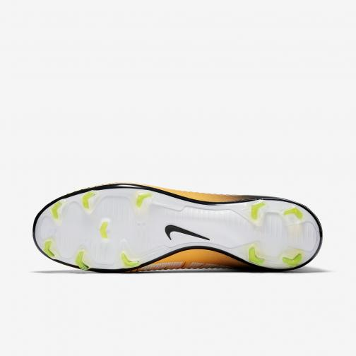 Nike Fußball-schuhe Mercurial Veloce Iii Fg LASER ORANGE/BLACK-WHITE-VOLT Tifoshop