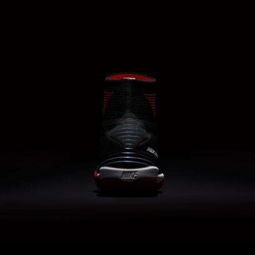 Nike Scarpe Calcetto Mercurialx Proximo Ii Tf Nero/Bianco/Rosso Tifoshop