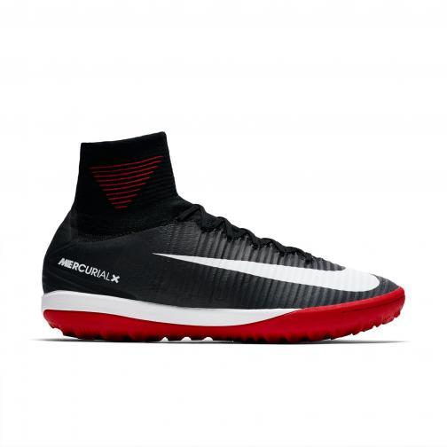 Nike Scarpe Calcetto Mercurialx Proximo Ii Tf Nero/Bianco/Rosso