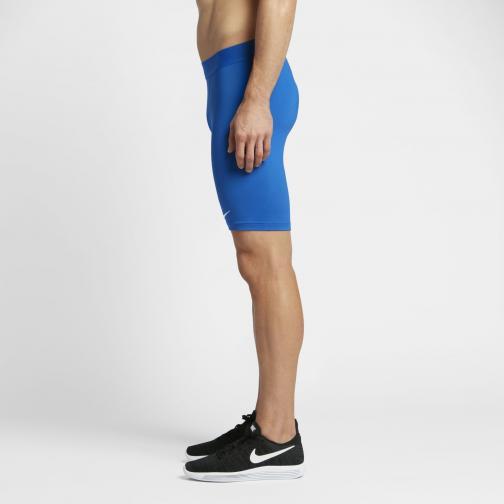 Nike Pantaloncino Power Half Tight Blu/bianco Tifoshop