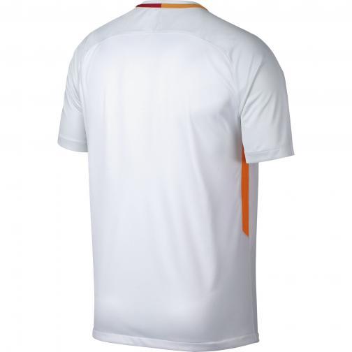 Nike Maglia Gara Away Roma   17/18 Bianco Tifoshop